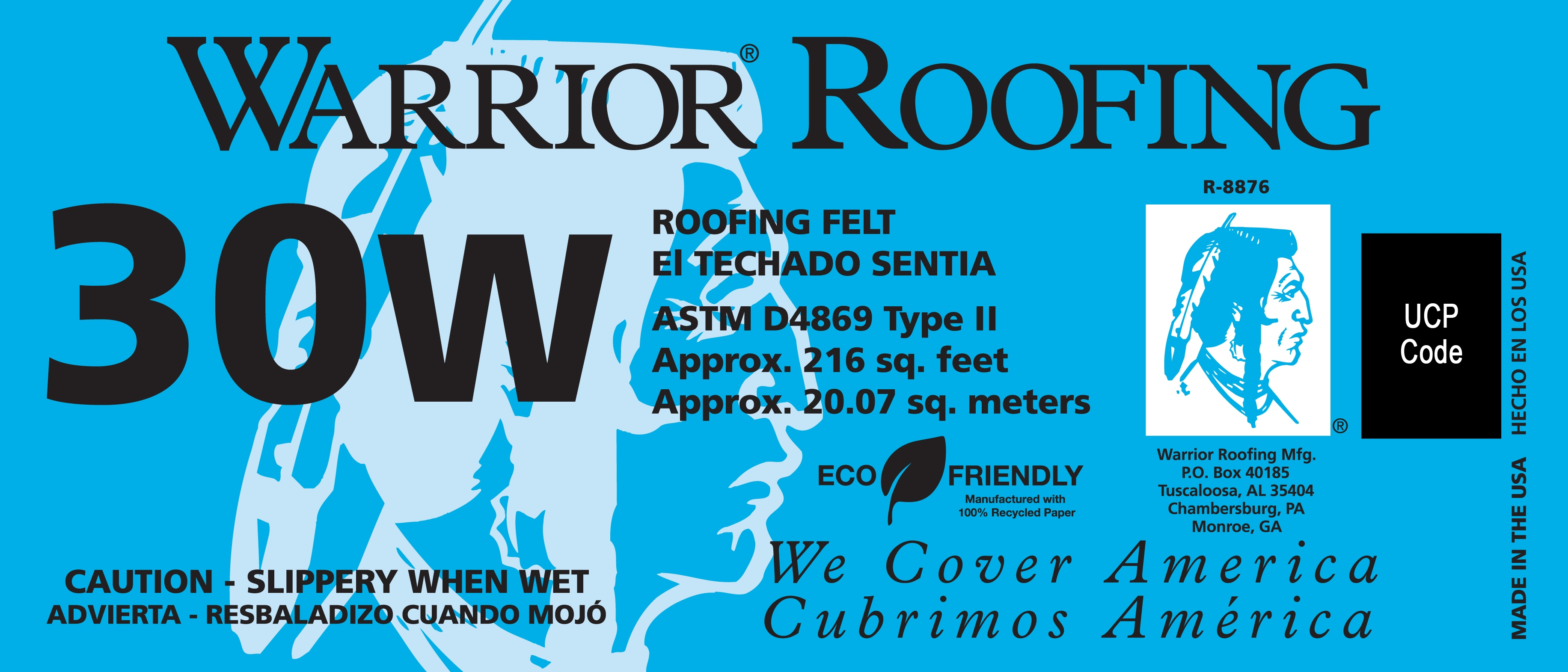 Products Warrior Roofing Mfg