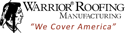 Warrior Roofing Mfg.